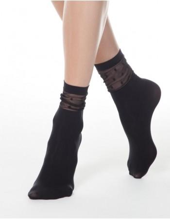 """Moteriškos kojinės """"Nero Dots"""""""
