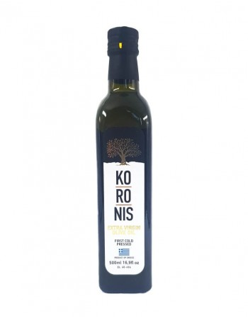 "Extra virgin olive oil ""Koronis"" 500 Ml"