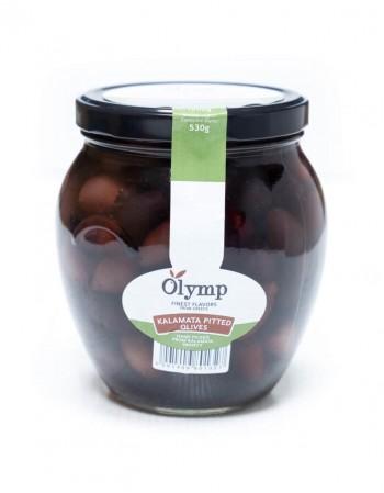 """Kalamata olīvas bez kauliņiem """"Olymp"""" 1000 G"""