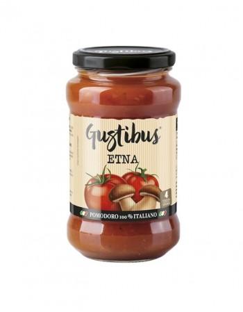 """Pomidorų padažas """"Gustibus"""" Etna, 400g"""