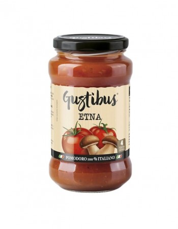 "Tomati kaste ""Gustibus"" Etna, 400g"