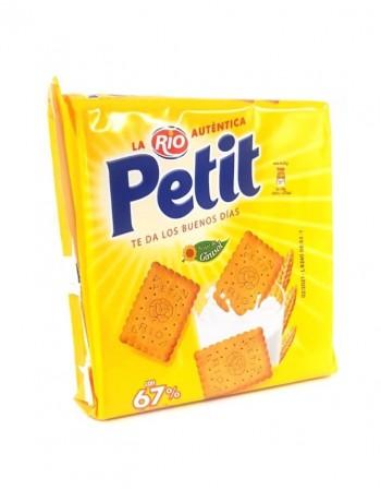 """Grauzdēti tējas cepumi """"Arluy"""" Rio Petit, 400g"""