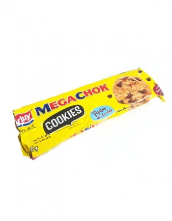 """Sausainiai """"Arluy"""" Megachok Cookies su šokolado gabaliukais, 105g"""