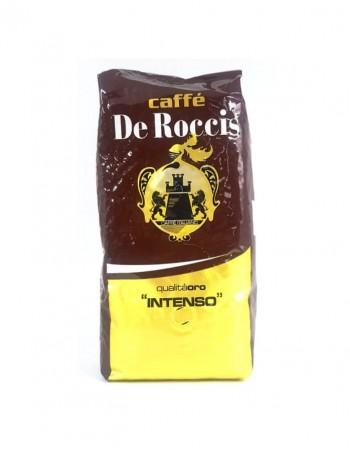 """Kavos pupelės """"De Roccis"""" Intenso - Oro, 1000g"""