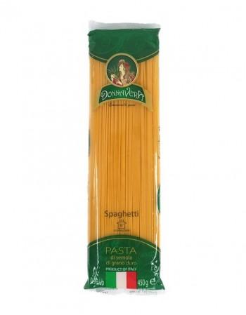 """Макароны """"Donna Vera"""" Spaghetti, 450 г"""