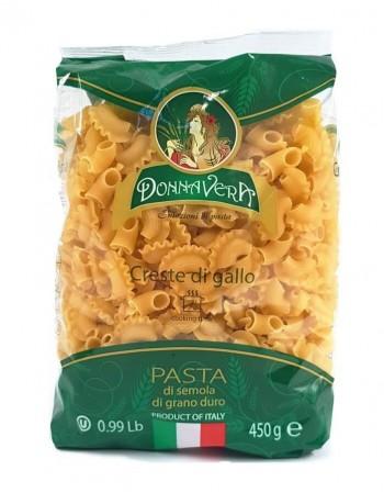 """Pasta """"Donna Vera"""" Creste di Gallo, 450g"""