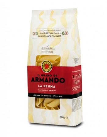 """Makaronai """"Il grano di Armando"""" La penna, 500g"""