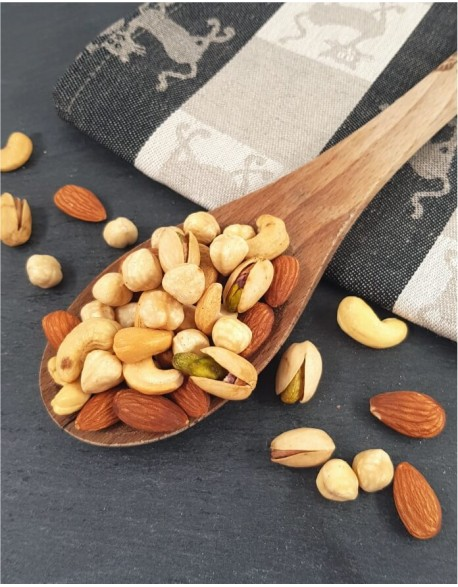 Royal roasted salted nuts, 470g