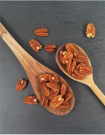 Unroasted pecan curry nuts, 70g