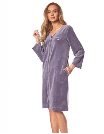 "Bathrobe ""Piper Grey"""