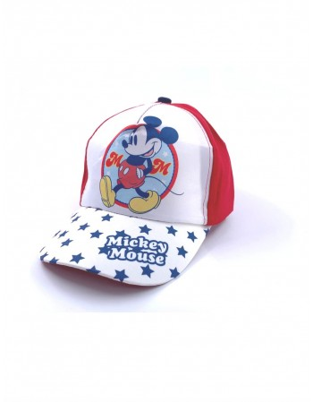 "Children's hat ""Mickey Red"""