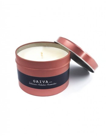 "Soybean Wax Candle ""Gaiva"""