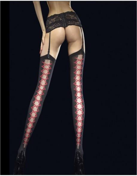 """Women's socks """"Valentis"""" 40 Den"""