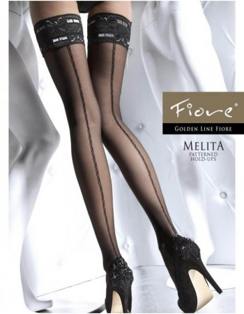 "Woment's socks ""Melita"" 20 Den"
