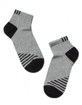 "Children's socks ""Arlo Grey"""