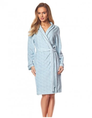 "Bathrobe ""Pantera Mint"""