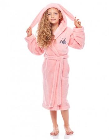 """Vaikiškas chalatas """"Bunny pink"""""""