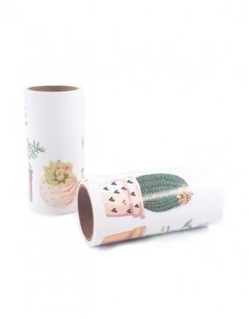 """Pūkų rinkiklių papildymas """"Cactus"""" 2x60 lapelių"""