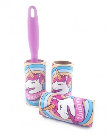 "Sticky lint roller set ""Unicorn"""