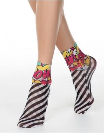 """Women's socks """"Pow"""""""