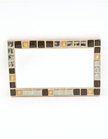 """Veidrodis """"Vanilinė mozaika"""""""