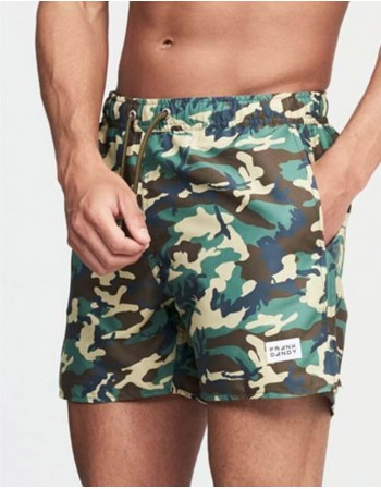 "Swimming shorts ""Army"""