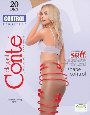 Tights ''Control'' 20 Den.
