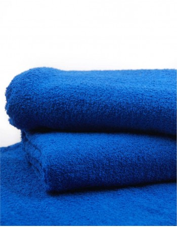 "Bamboo Towel ''Blue Bamboo"""
