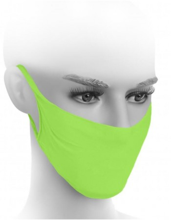 Protective face mask ''Neon Green''