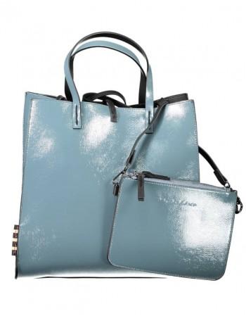 Women's bag MANILA GRACE Felicia Borsa Blu