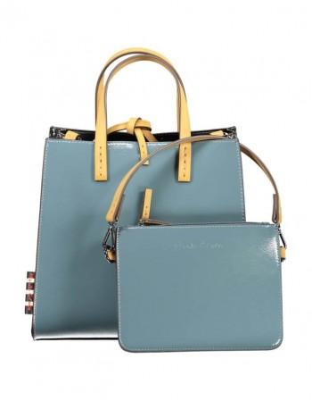 Women's bag MANILA GRACE Felicia Small Blue