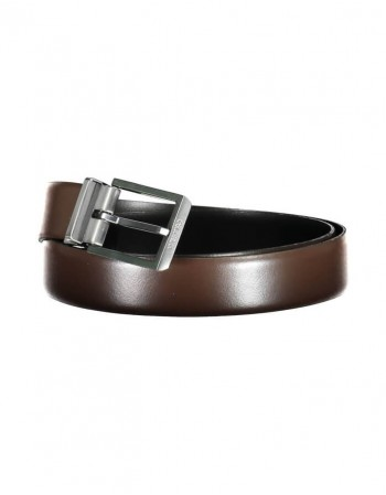 Men's Belt CALVIN KLEIN Bombed Leather