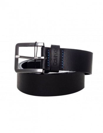 Men's Belt CALVIN KLEIN Gue Leather black