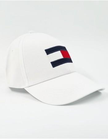 Cepure ar snīpi TOMMY HILFIGER Big Flag Cap