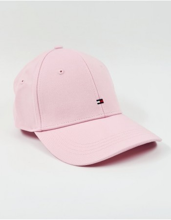 Hat with a spout TOMMY HILFIGER BB Cap Pink
