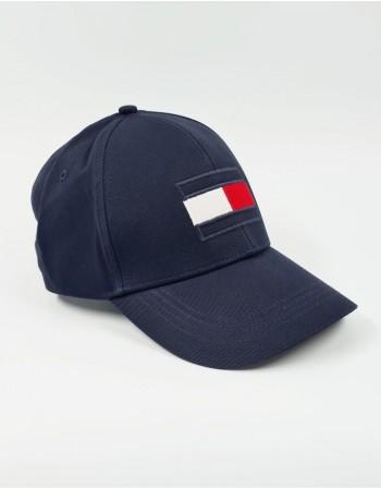 Kepurė su snapeliu TOMMY HILFIGER Big Flag Cap