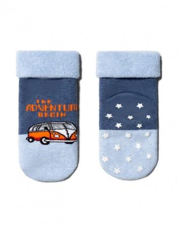 Детские носки ''Bus Light Blue ''