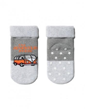 Vaikiškos kojinės ''Bus Grey ''