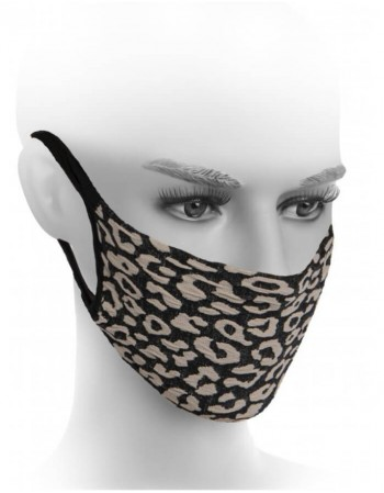 "Protective face mask ""Leopard"""