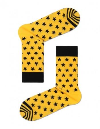 Vyriškos Kojinės ''Happy Yellow Stars''