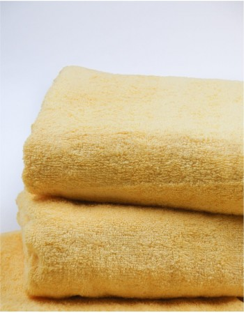 "Worsted Cotton Towel ""Sunny Lips"""