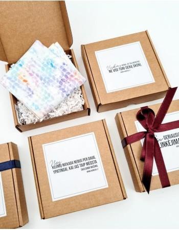 """Gift set """"Leaf"""""""