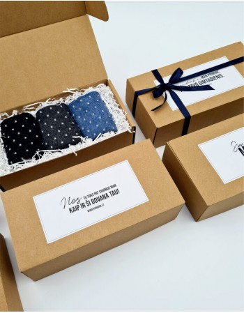"Gift set ""Dots"""