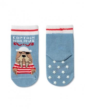 """Vaikiškos kojinės """"Captain Walrus"""""""