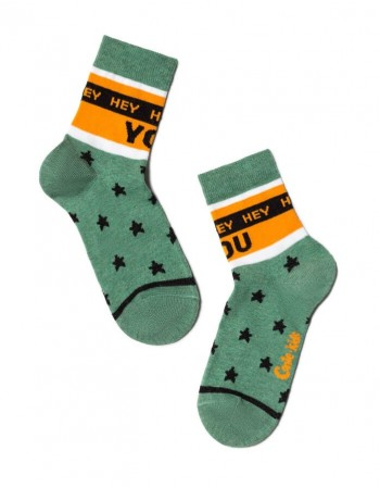 """Vaikiškos kojinės """"Green Star"""""""