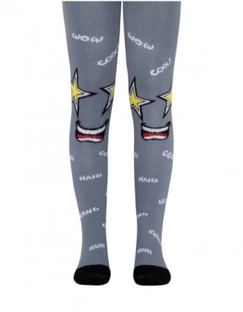 "Children's tights ""Skyler Grey"""