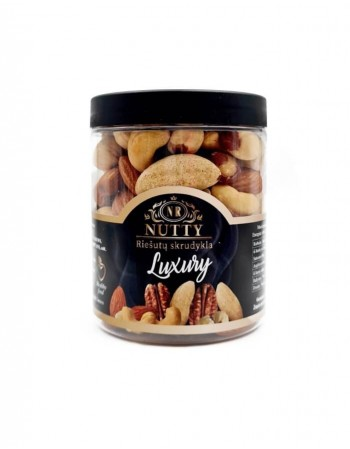 "Royal roasted salted nuts ""Luxury"" 180g"