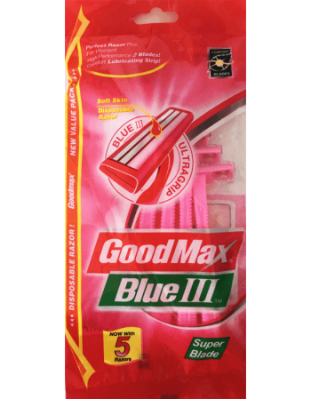 "Women's Razor ""GoodMax Blue"""