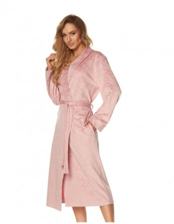 "Bathrobe ""Feta Rose"""