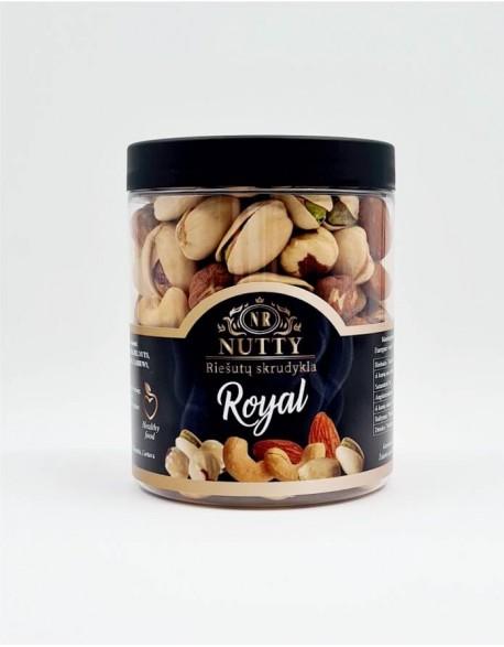 """Royal roasted salted nuts """"Savana"""" 180g"""